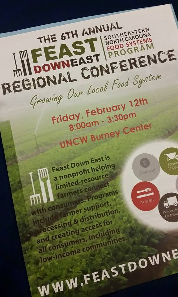 Feast Down East: Partnering with Local Government