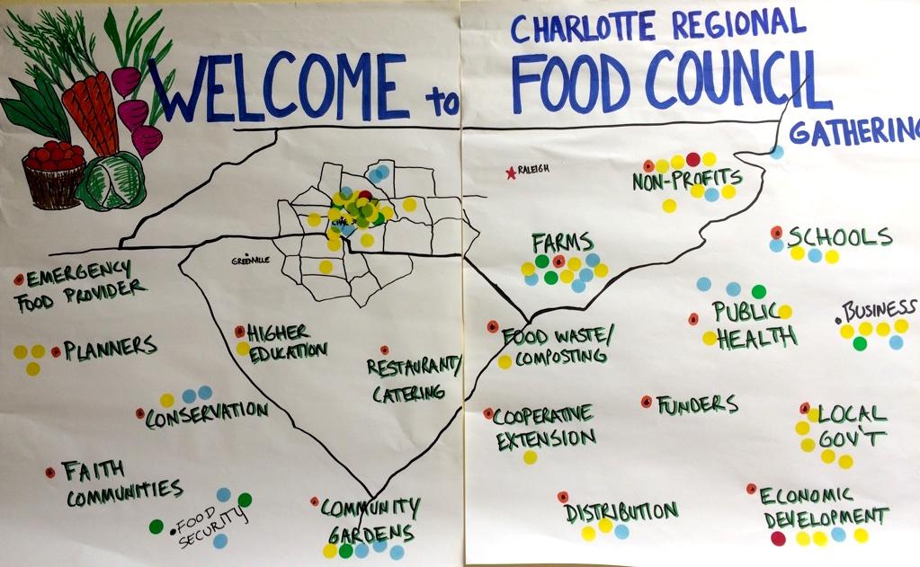 Charlotte Area Regional Gathering