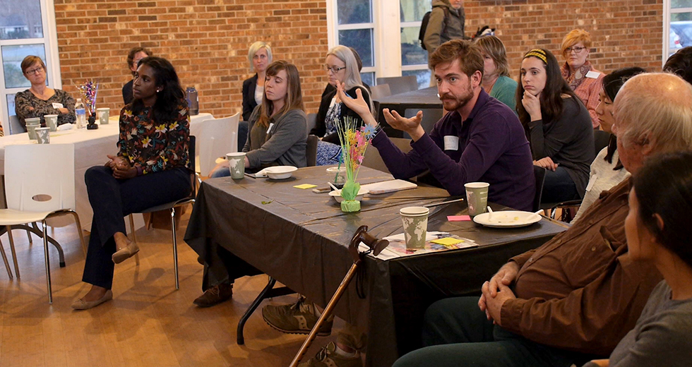 Since 2012, Community Food Strategies has supported communities to develop and build the capacity of food councils – community groups focused on understanding their community's food system and working with decision makers to make that system work better for their neighbors and communities.