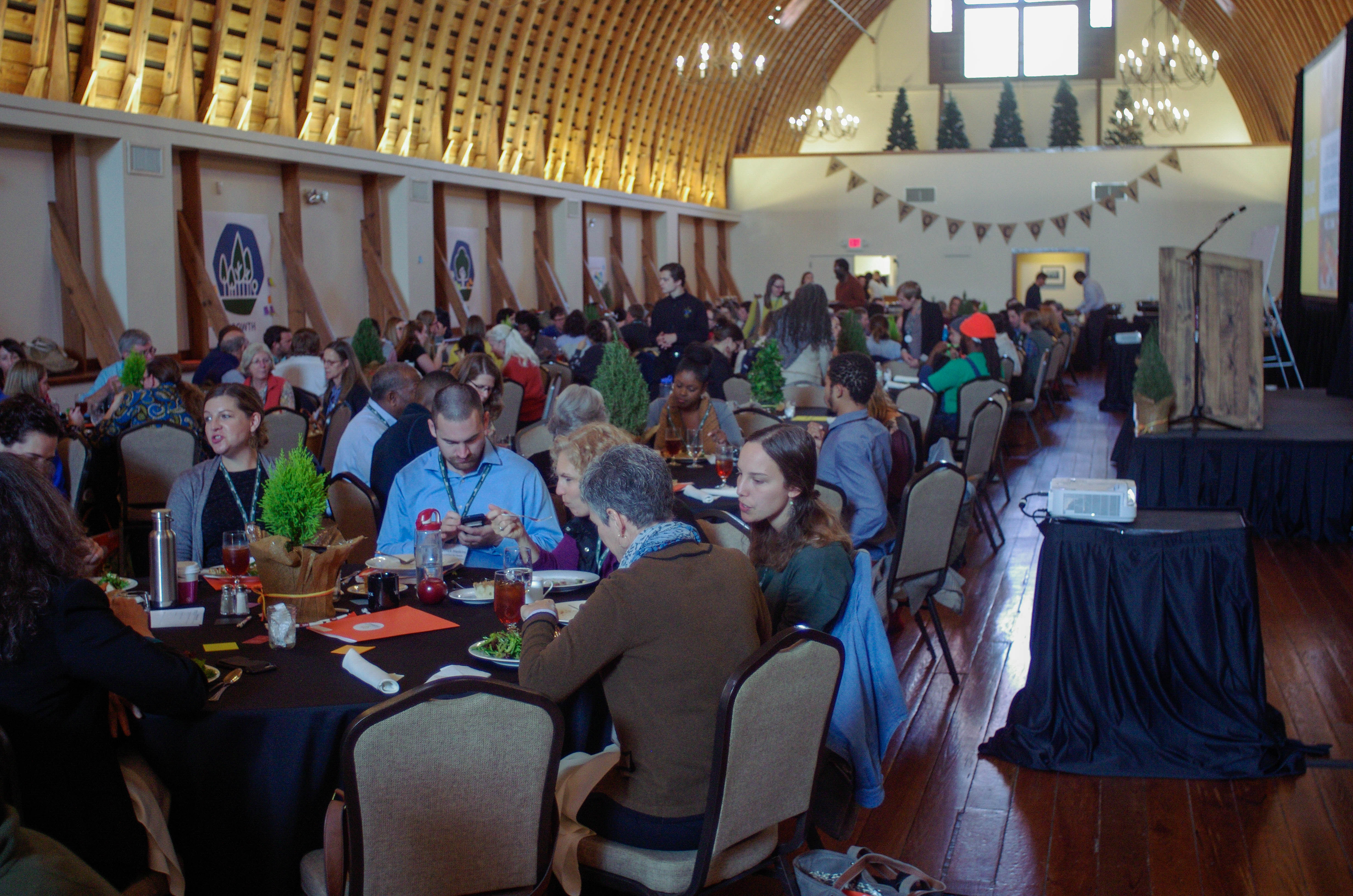 The Statewide Food Council Gathering in November 2017.