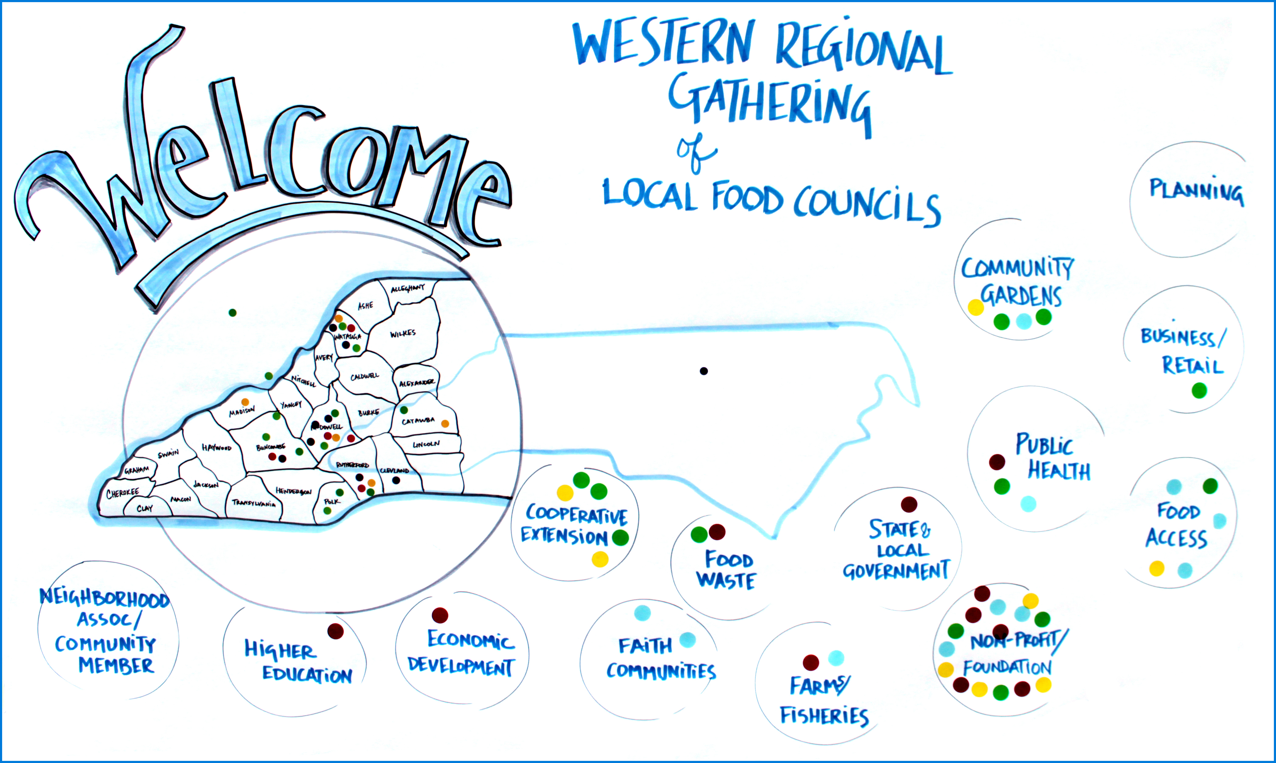 Food Policy & Delicious Food in the West