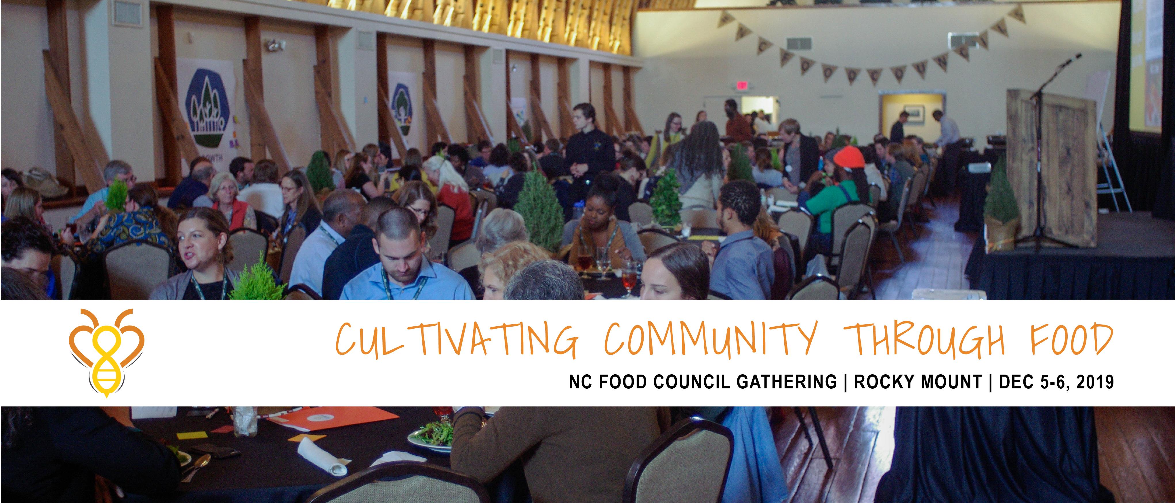NC Food Council Gathering 2019